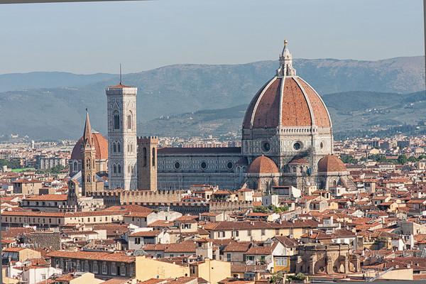 Florence & Tuscany 2012