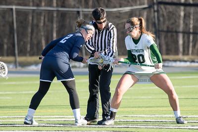 UNH W Lacrosse vs Dartmouth 2/23/16