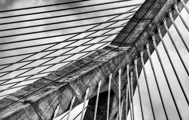 Boston in Black and White