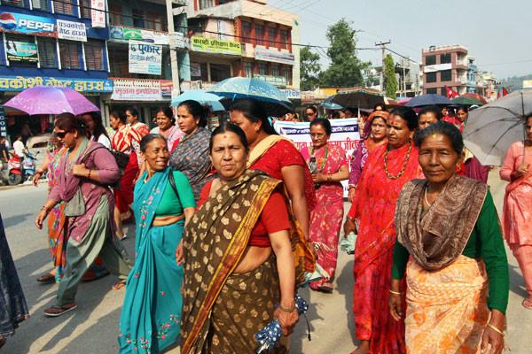 Slideshow - United Nepal Rally 2012-05-24