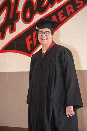 Xavier's Graduation Hoehne 2019