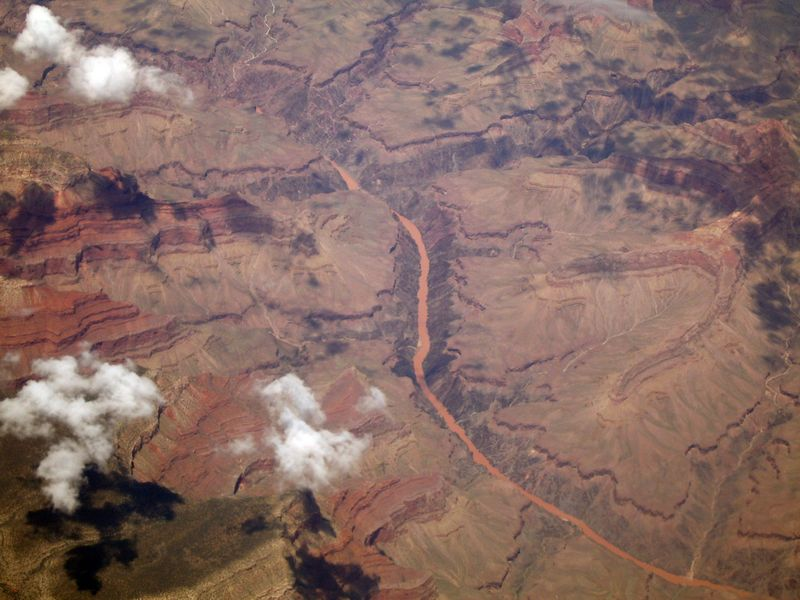 Grand Canyon, 15 Aug 2005