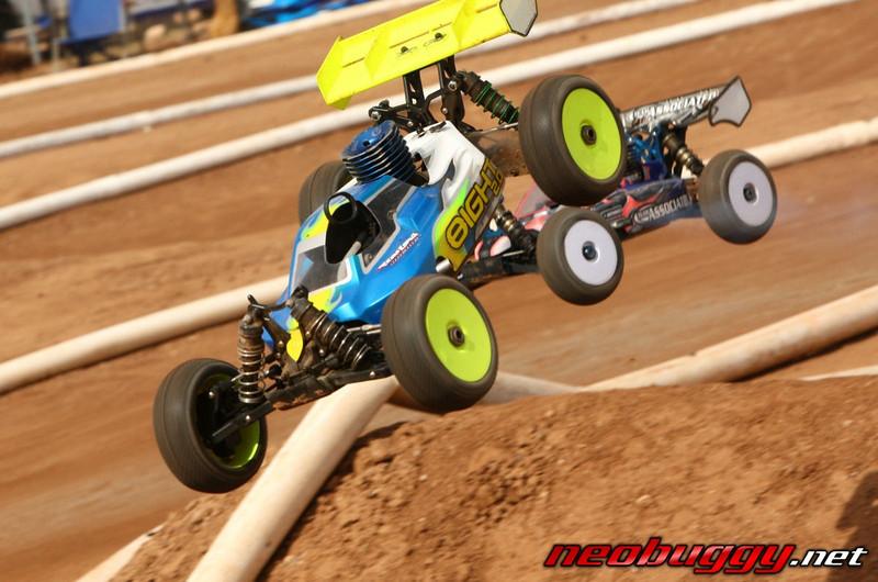 2010 Dirt Nitro Challenge - Buggy Qualifying