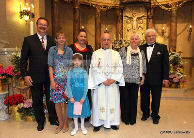 2011 Msza Swieta w intencji jubilatow