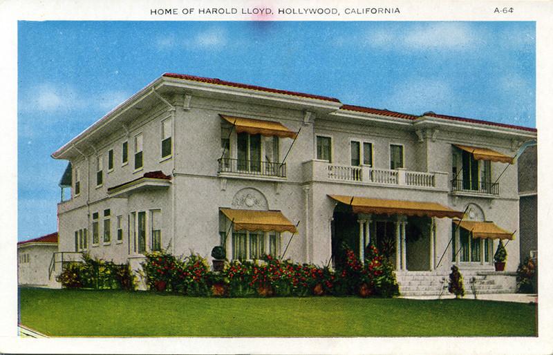 Home of Harold Lloyd