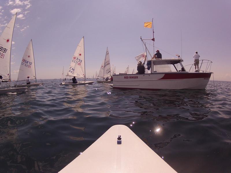 6/22 signal boat Red Ranger.