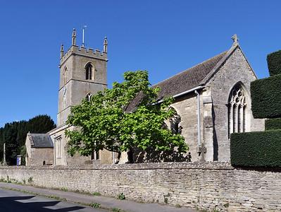 St Mary The Virgin, Church of England, High Street, Charlton-on-Otmoor, OX5 2UQ