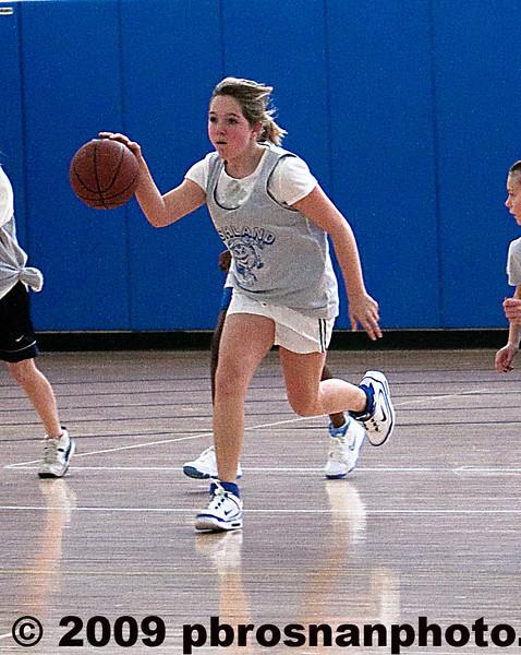 AY Basketball 1/3/09