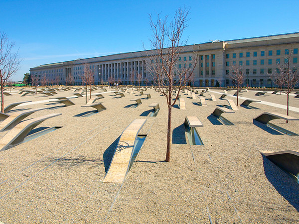 Pentagon & 9-11 Memorial