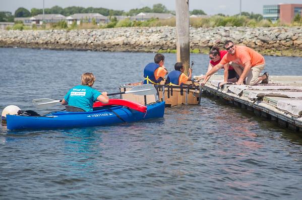 PASA Summer 2016: Save the Bay