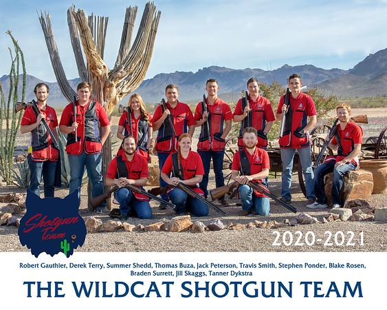 Wildcat Shotgun Team 2020-2021