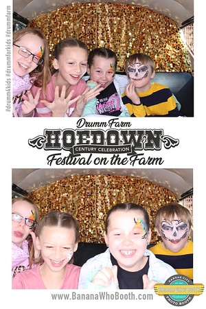 Drumm Farm Hoedown 10.12.19