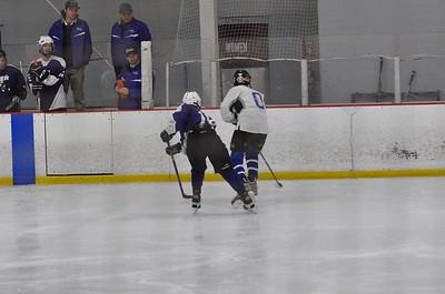 2017-2018 JV Hockey vs. St. Xavier (01/28/2018)