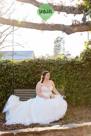 Sara | Stonewall Farm Bridal Portraits