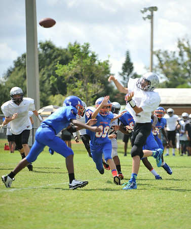 West Orange Scrimmage