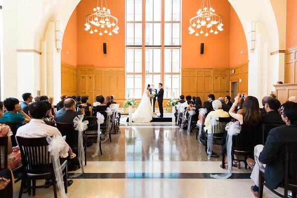 Haiqing + Eric Wedding