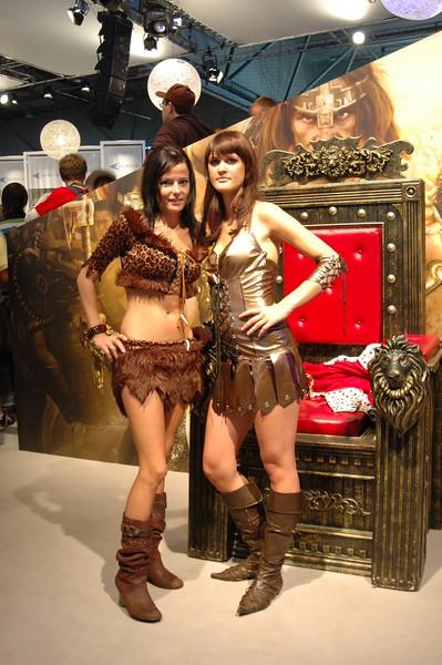 Age of Conan babes