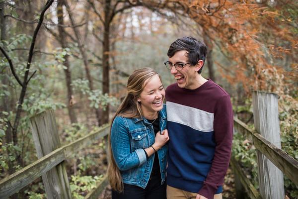 Amanda and Brayden || Engagement Session