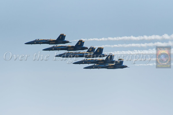 Jones Beach Air Show Practice 05/25/2018