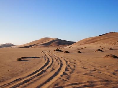 Swakopmund - Sand Dunes