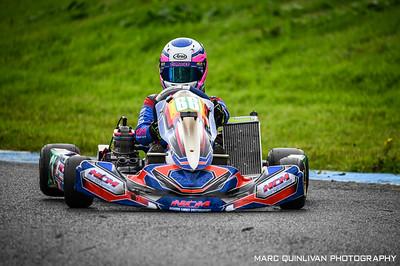 Motorsport Ireland Karting Championship 2021 - Round 4 - Whiteriver - Éimear Carey