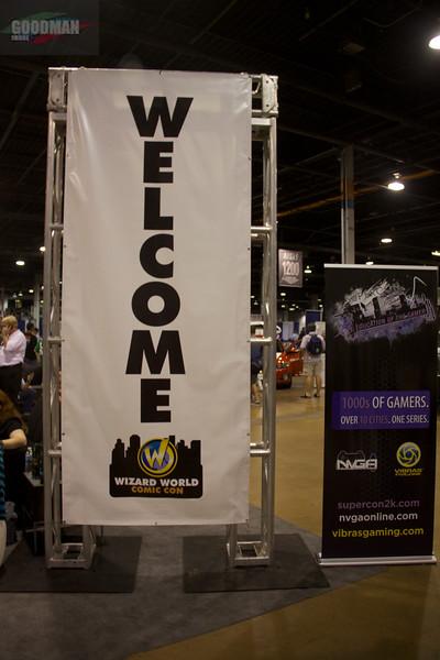 Chicago Comic Con 2012