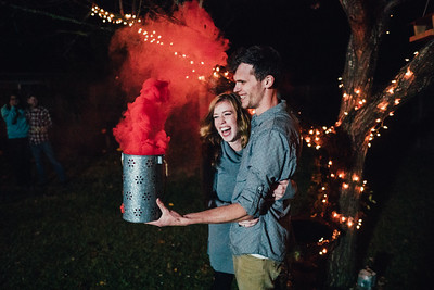 Cassie & Travis Gender Reveal