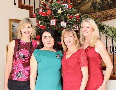Garden Club Hosts Annual Holiday Tea