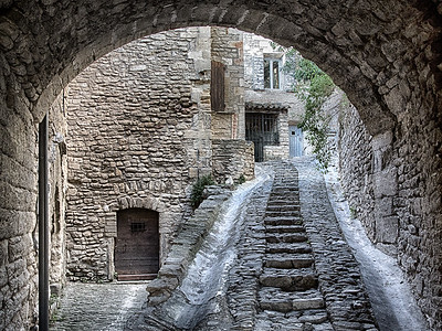 Mike Whalen - Medieval Hilltop Towns of Provence, France