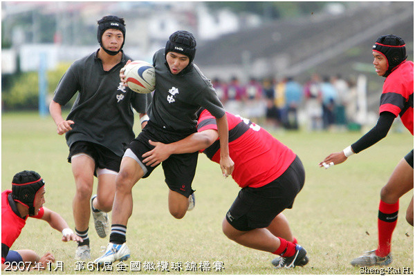 高中組準決賽建國中學vs六信中學(semi-final for Senior High School Group)