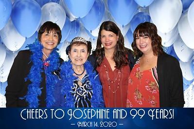 Josephine's 99th Birthday Party