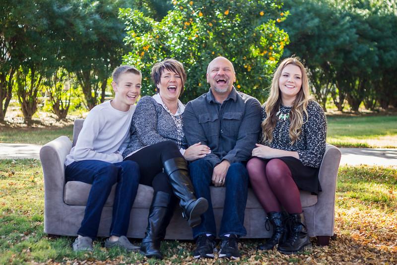 The DeBree Family
