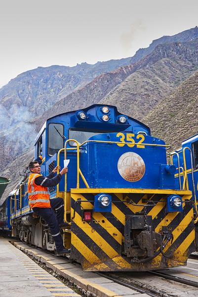 Train Ride to MCP