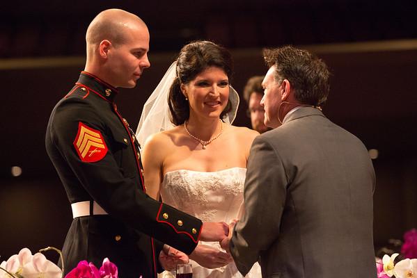 Joe and Laura's Wedding, November 1, 2014