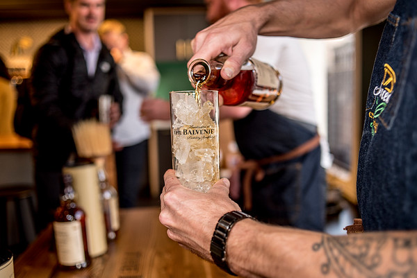 The Balvenie Tasting at WeWork
