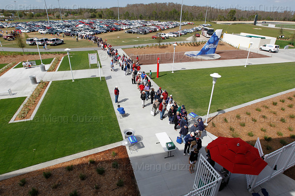 Opening Day, JetBlue Park, March 4, 2012