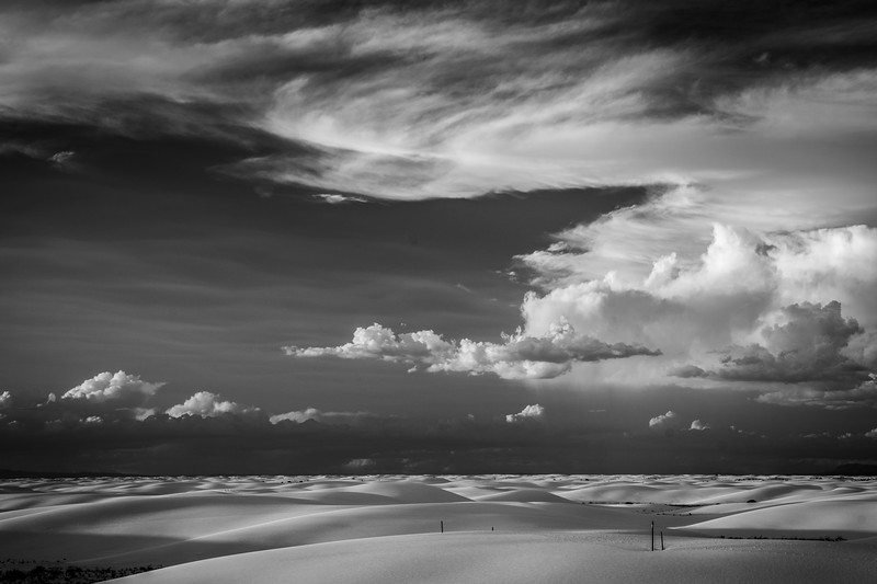 White Sands : New Mexico