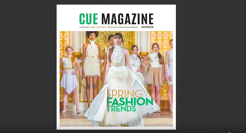 CUE Magazine April 2018
