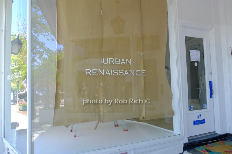 Urban Renaissance shop in Southampton May 21, 2020: Hamptons photo by Rob Rich/SocietyAllure.com ©2020 robrich101@gmail.com 516-676-3939