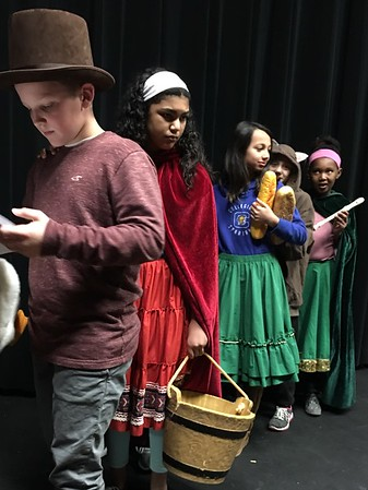 WCS 5th & 6th Grade ONE ACTS JAN 2018