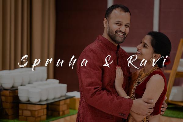 Spruha & Ravi