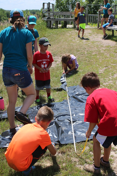 Dig Into Adventure camp