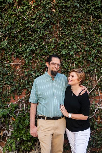 Alexis & Pete - Engagement