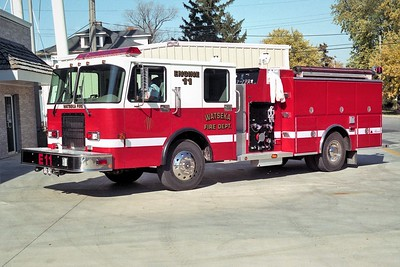WATSEKA FIRE DEPARTMENT
