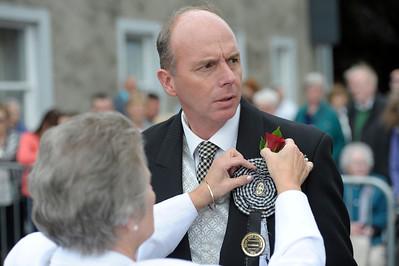 Ceremonial - Roses/ Scott St/War Memorial