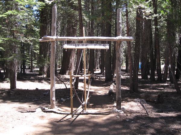 Wolfboro Scout Camp 2016
