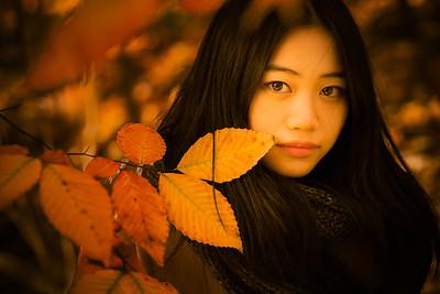 11/02/2014 Autumn Girl