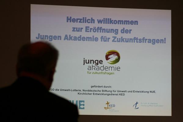 Eröffnungsfeier: Junge Akademie