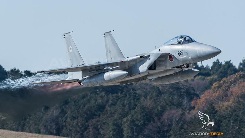JASDF 303 Hikotai / Boeing F-15J Eagle / 32-8827