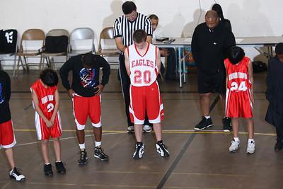 RCS MS Boys' Basketball vs Tabernacle - Jan. 25, 2011